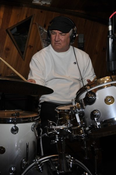 professional drummer joe corsello