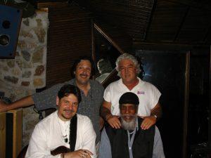 Joe Corsello with Jazz Musicians