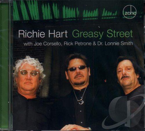 Richie Hart Greasy Street