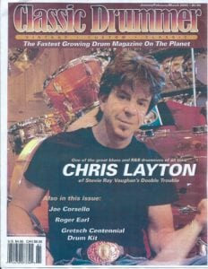 Classic Drummer Cover