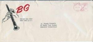 BG Envelope