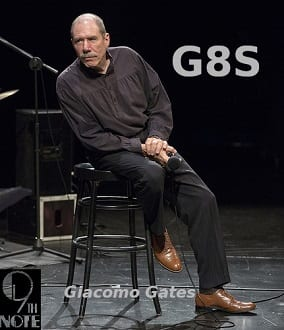 G8S Black CD Cover